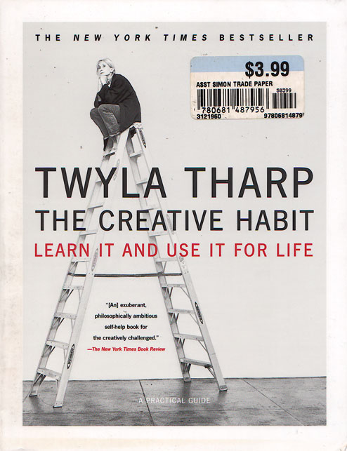 Twyla Tharp_Creative Habit